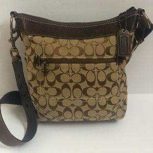 Authentic COACH Bag 10402 Crossbody ShoulderBag